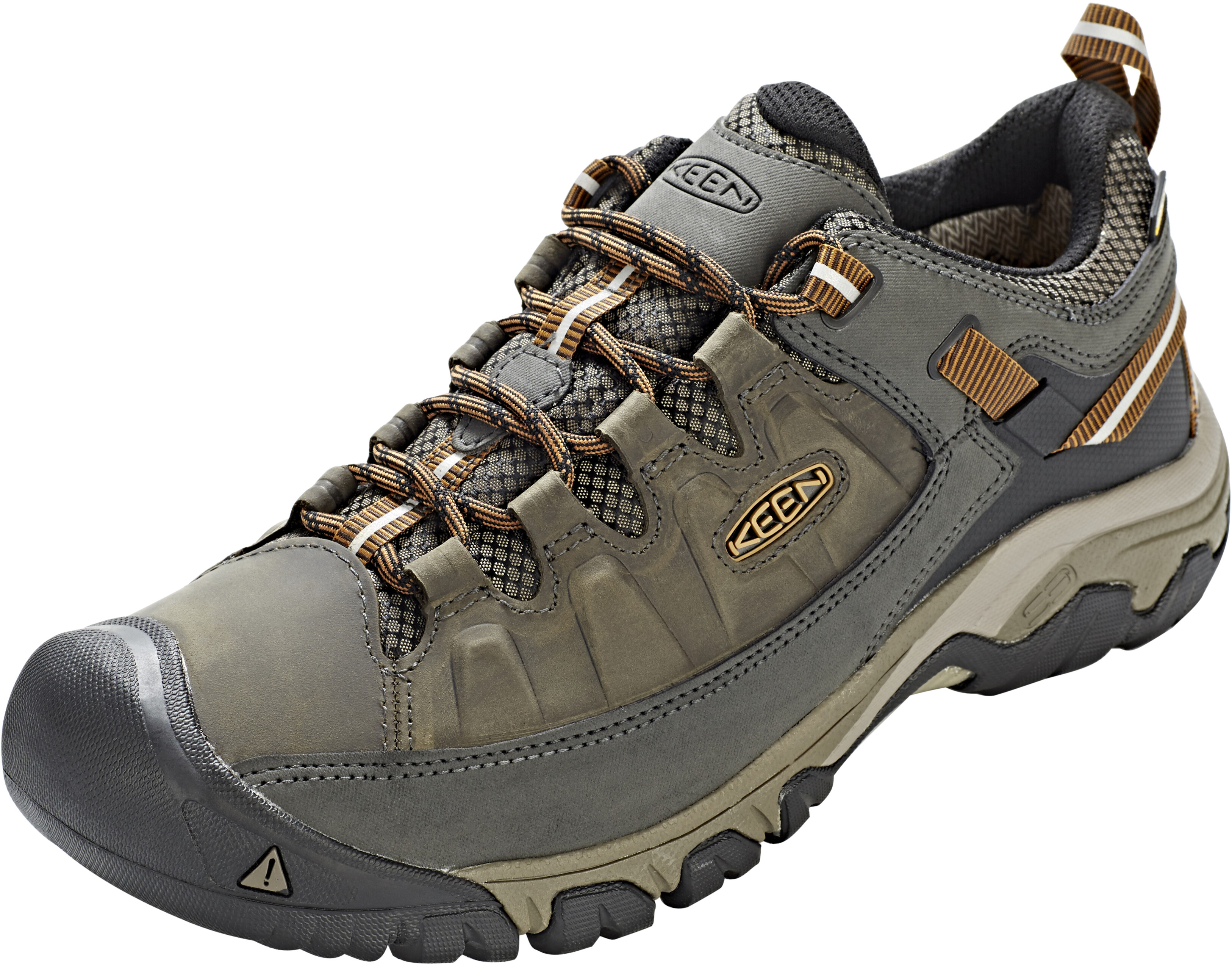 01f01bf31181 Keen Targhee III WP Shoes Men brown at Addnature.co.uk